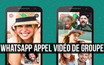 Comment faire un appel vidéo de groupe sur WhatsApp