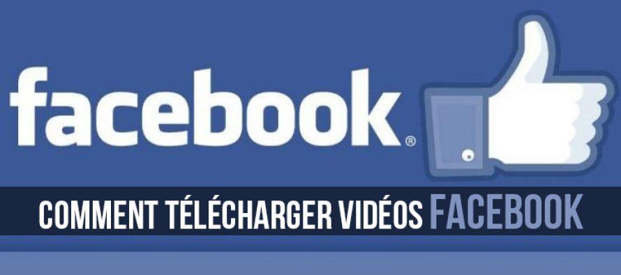 Comment télécharger des vidéos sur Facebook