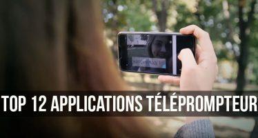 Top 12 des meilleures applications de téléprompteur pour Android et iOS