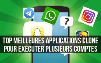 Top 15 des meilleures applications Clone pour exécuter plusieurs comptes sur Smartphone
