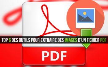 Top 6 des outils pour extraire des images d'un fichier PDF en ligne
