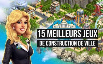 15 meilleurs jeux de construction de Ville pour Android