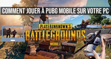 Comment jouer à PUBG Mobile sur votre PC