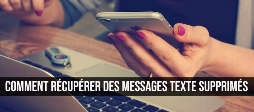 Comment récupérer des messages texte supprimés sur votre téléphone Android