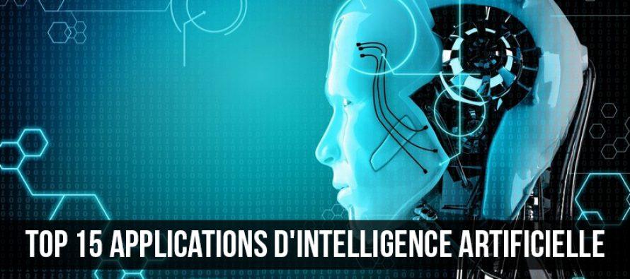 Top 15 des applications d'intelligence artificielle pour Android et iOS