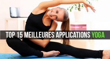 Top 15 des meilleures applications de yoga pour Android et iOS