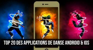 Top 20 des applications de danse gratuites pour Android et iOS