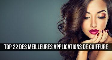Top 22 des meilleures applications de coiffure pour Android et iOS