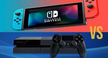 10 raisons pour lesquelles vous devriez acheter un Nintendo Switch au lieu de la PlayStation 4