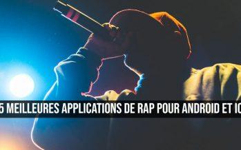 15 meilleures applications de Rap pour Android et iOS