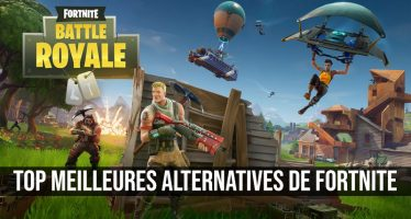 Top meilleures alternatives de Fortnite Battle Royale