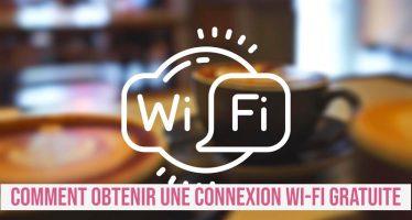 Voici comment obtenir une connexion Wi-Fi gratuite partout