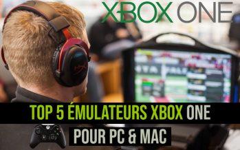 Top 5 des émulateurs Xbox One pour PC Windows, MAC 2018