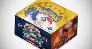 Boîte non ouverte de cartes Pokémon de première édition de 1999 vendue 56 000$