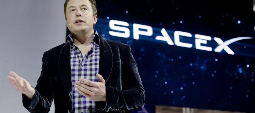 Elon Musk est convaincu à 70% qu'il ira sur Mars
