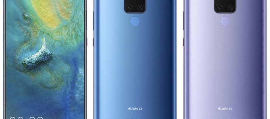 Huawei Mate 20 Mate 20 Pro Mate 20 X et Mate 20 RS: comment choisir?