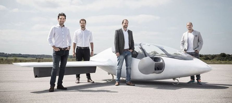 Lilium Jet est le premier VTOL Jet entièrement électrique et termine avec succès ses premiers essais en vol