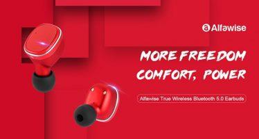 Obtenez les écouteurs sans fil Bluetooth Alfawise Mini True pour seulement 25.99$