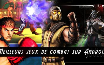 Meilleurs jeux de combat sur Android: la voie du guerrier