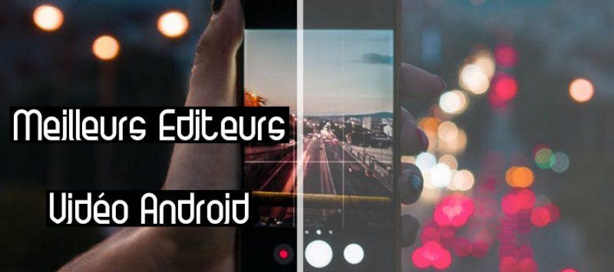 10 meilleurs éditeurs vidéo pour Android 2019
