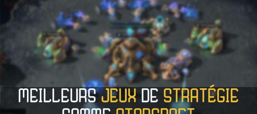 14 jeux de stratégie incroyables comme StarCraft