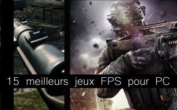 15 meilleurs jeux FPS pour PC auxquels vous devriez jouer