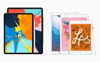 Apple a lancé en silence deux nouveaux iPad