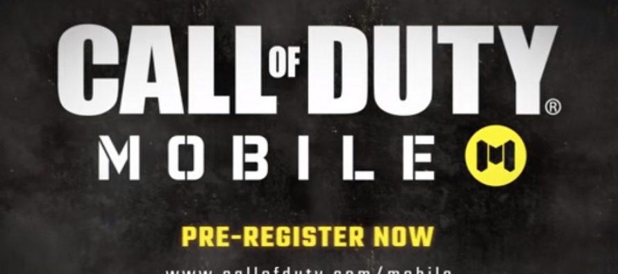 Call of Duty Mobile: le tueur de fortnite et PUBG