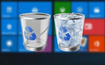 Comment vider la corbeille lors de l'arrêt de votre PC Windows