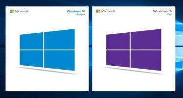 Quelle est la différence entre Windows 10 Pro et Windows 10 Home?