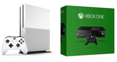 Quelle est la différence entre Xbox One S et Xbox One?