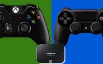 Comment améliorer les performances de la PS4 ou de la Xbox avec un SSD