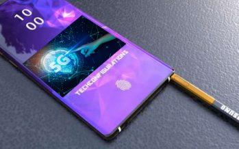 Le Galaxy Note 10 bénéficiera d'une connectivité 5G