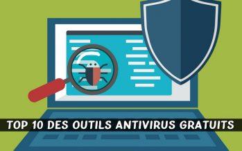 Top 10 des outils antivirus gratuits en ligne les plus fiables en 2019