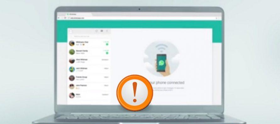 WhatsApp Web ne fonctionne pas? Voici comment résoudre les problèmes de WhatsApp Web