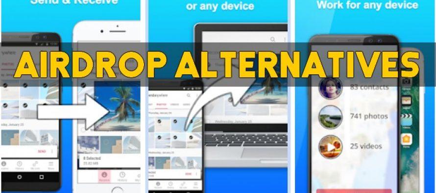 8 meilleures alternatives AirDrop pour Windows pour partager facilement des fichiers