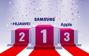 Huawei bat Apple pour devenir la deuxième plus grande marque de smartphones au premier trimestre 2019