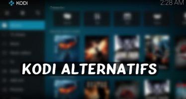 Les 5 meilleures alternatives de Kodi en 2019