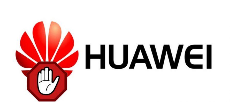 MAUVAISES NOUVELLES! Huawei bloquée par ces 23 entreprises de haute technologie