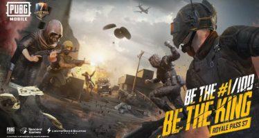 PUBG Season 7 Battle Pass disponible avec mise à jour gratuite