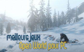 20 meilleurs jeux Open World pour PC auxquels vous pouvez jouer en 2019