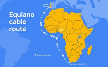 Google construit un câble sous-marin entre l'Europe et l'Afrique du Sud