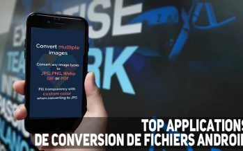Les 6 meilleures applications de conversion de fichiers Android