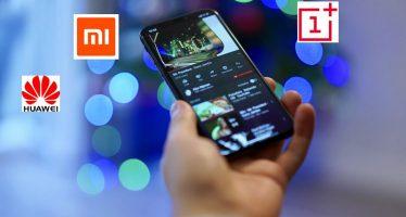 Les meilleurs smartphones chinois de 2019