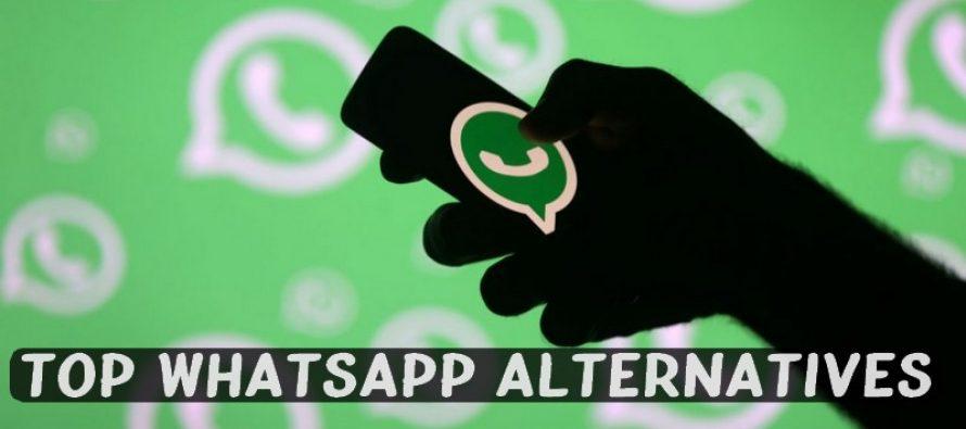 Top 10 des applications alternatives WhatsApp