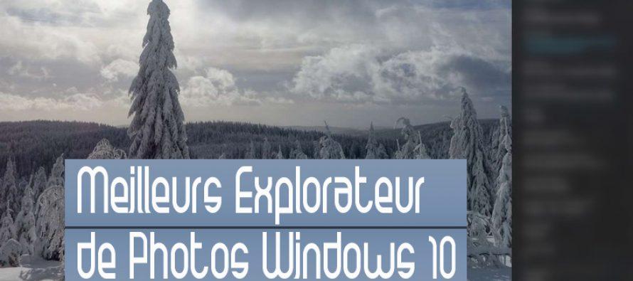 Top 13 des meilleures visionneuses de photos pour Windows 10 en 2019