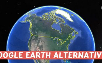 Top 3 des alternatives à Google Earth