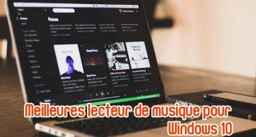 15 meilleures applications lecteur de musique pour Windows 10 gratuites
