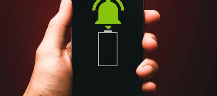 5 meilleures applications d'alarme chargeur de batterie pour Android et iOS