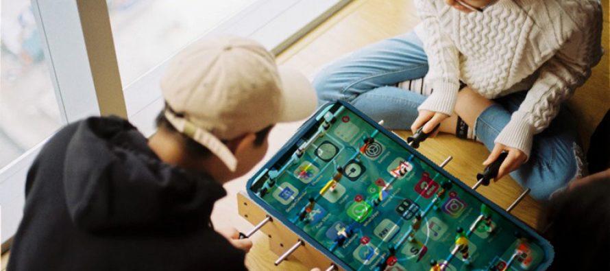 Jeux de rencontres amusants pour iPhone